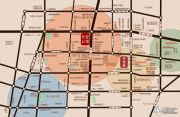 长安公馆交通图