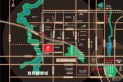 裕华行园交通图