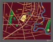 桥达天蓬樾府交通图