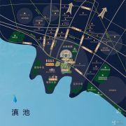 山海湾交通图