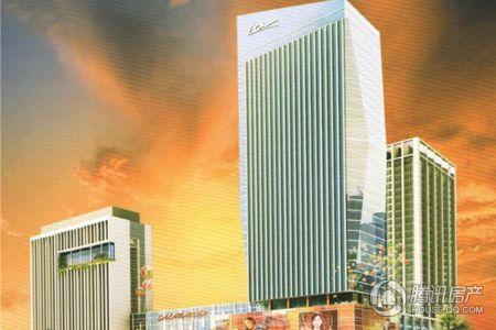 阳光三龙商业广场效果图