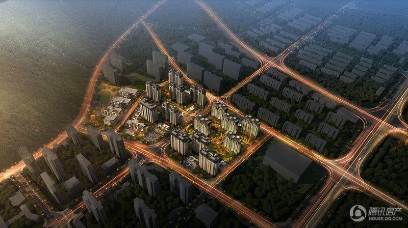 北京城建·龙樾西山效果图