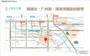 金辉优步大道交通图