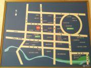 淞江国际花园二期交通图