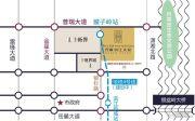 万润・滨江天著交通图