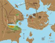 三盛・国际海岸交通图