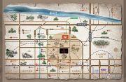 远洋・晟庭交通图