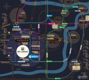 联发西城首府交通图