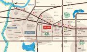 中南・上悦城交通图