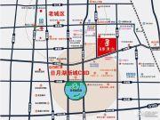 中骏・雍景台交通图