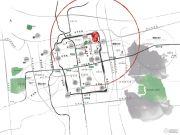 北园府交通图