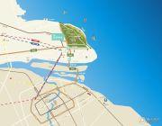 长泰海滨城交通图