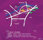 云星・养生城交通图