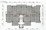 海悦名庭3室2厅3卫126平方米户型图