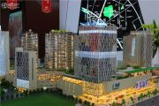泛悦城市广场沙盘图