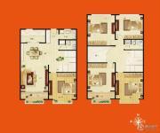 佳达生活广场5室2厅3卫116平方米户型图