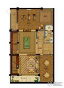 紫东名府608平方米户型图