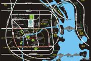 心悦湾交通图