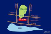 中建・湖山壹号交通图