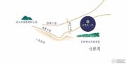 中信国安・北海第一城交通图