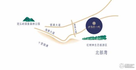 中信国安・北海第一城