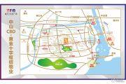 富元中润广场交通图