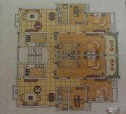 永泰家园3室2厅1卫117--120平方米户型图