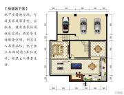 枫丹丽舍408平方米户型图