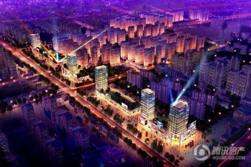 紫晶悦城效果图
