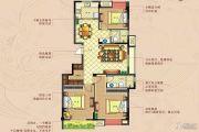 紫金华府0室0厅0卫144平方米户型图