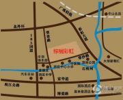 丽丰棕榈彩虹交通图