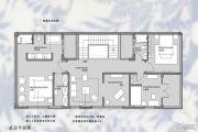 罗森宝商墅5室4厅3卫286平方米户型图