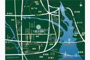 银马茵宝花园交通图