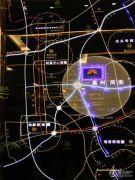 北城阳光尚线交通图