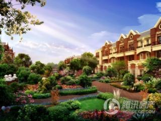 尚都洋房均价7300、联排别墅总价245万至480万.【汇置尚高清图片