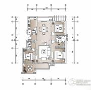 华远海蓝城0室0厅0卫0平方米户型图