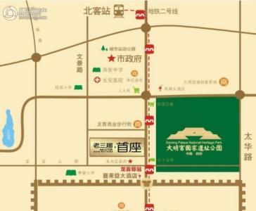 塔坛国际商贸城写字楼地图