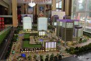 千童商业广场沙盘图