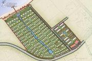 鲁能海蓝福源规划图