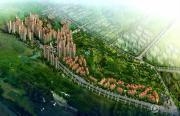 重庆桃源居国际花园规划图