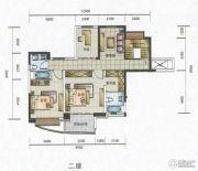 华融琴海湾4室3厅3卫219平方米户型图