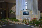 文邦国际大厦沙盘图