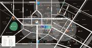 成都星汇广场交通图