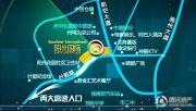 阳光国际交通图