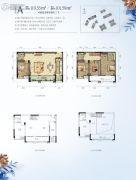 华宇温莎小镇4室2厅3卫101--119平方米户型图