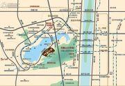 万科里梅溪郡交通图