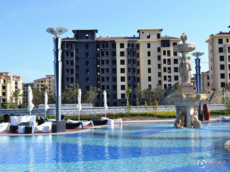 海泉湾预计2016年10月交房 起价2812均价3800