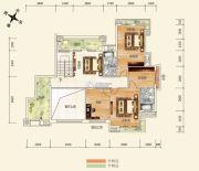 广博峰景0室0厅0卫332平方米户型图