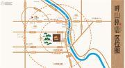 畔山林语交通图