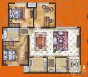 腾业・国王镇2室1厅1卫0平方米户型图